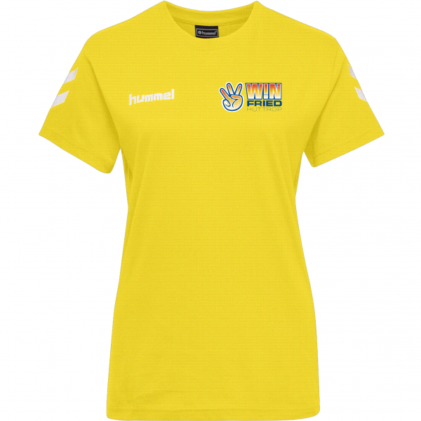 HMLGO Cotton T-Shirt Woman S/S