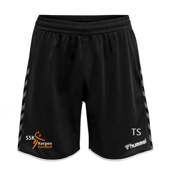 HMLAUTHENTIC Poly Shorts schwarz