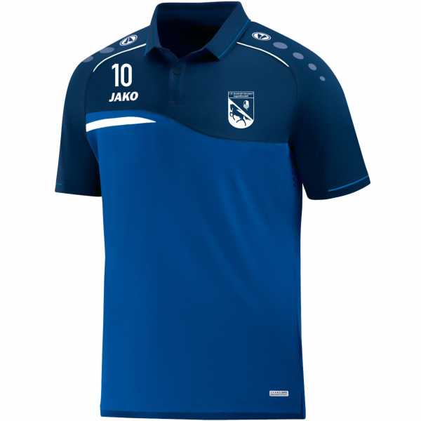 Competition 2.0 Polo royal/marine