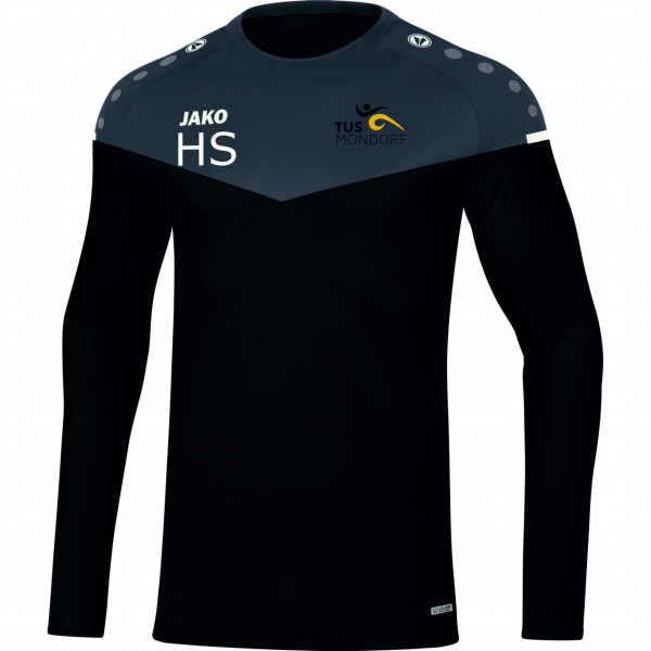 Champ 2.0 Sweat Shirt schwarz