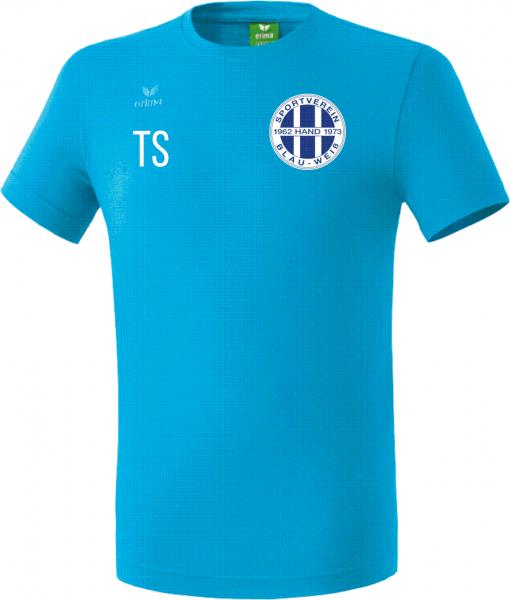 Präsentations-/Teamsport-T-Shirt