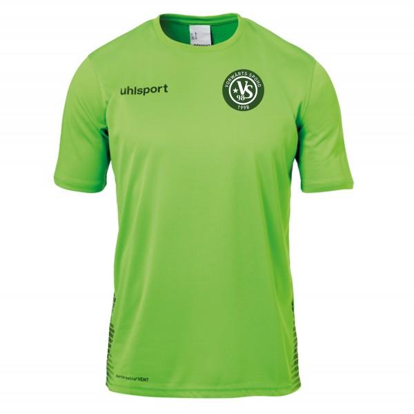 Score Training T-Shirt grün