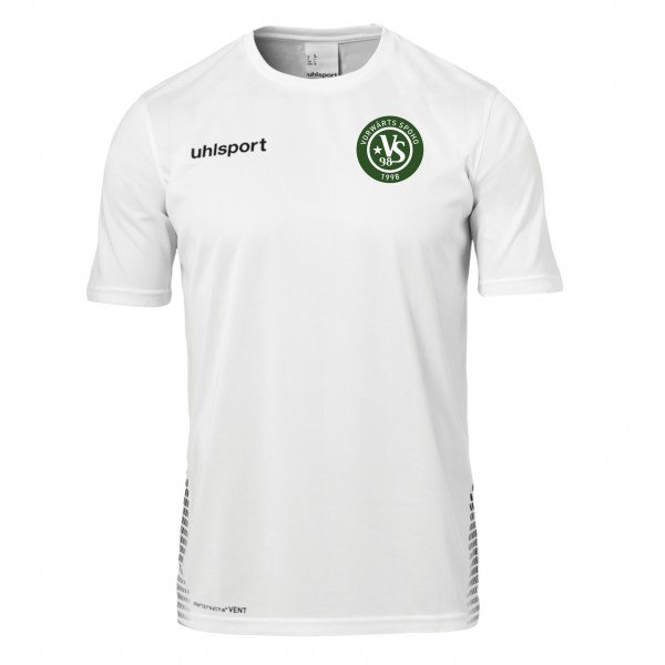 Score Training T-Shirt weiß