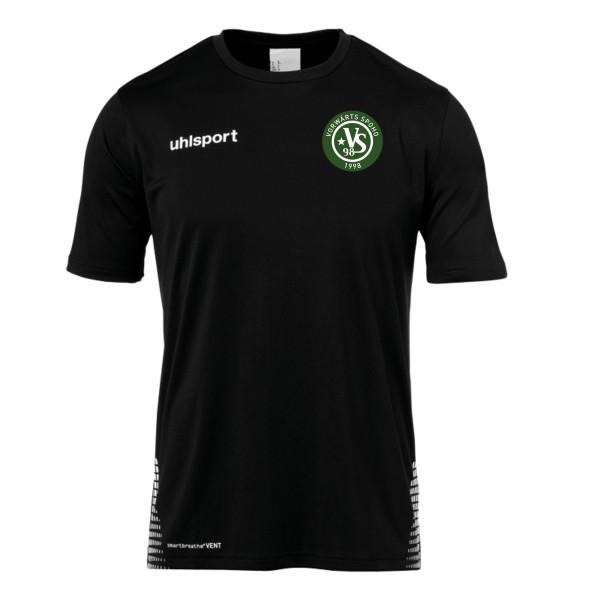 Score Training T-Shirt schwarz
