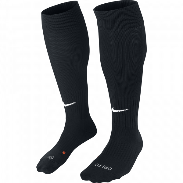 Classic Sock II schwarz/weiß/rot