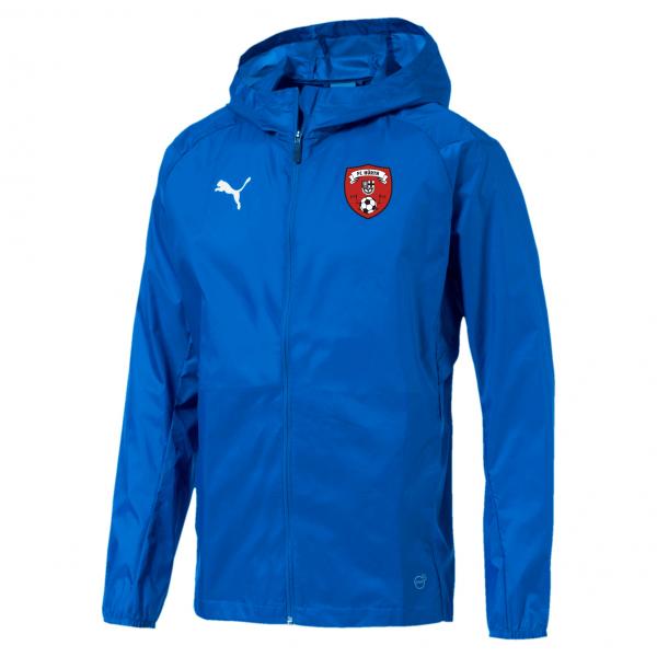 Liga Training Rain Jacket Core blau (nur für Torhüter)
