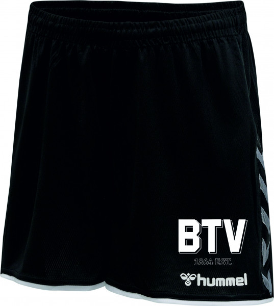 HMLAUTHENTIC POLY SHORTS WOMAN S/S