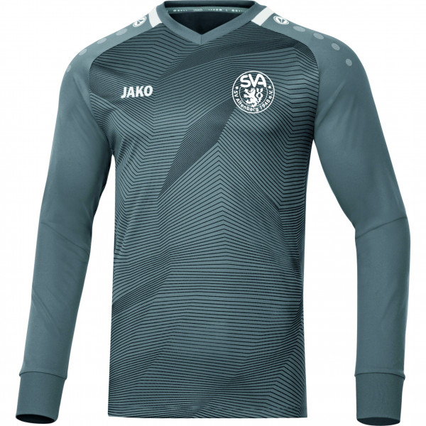 Goal TW-Trikot steingrau/weiß