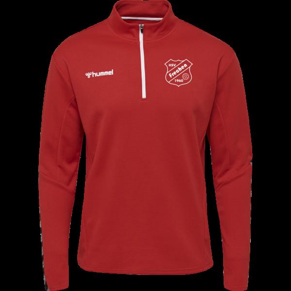HMLAUTHENTIC Half Zip Sweatshirt