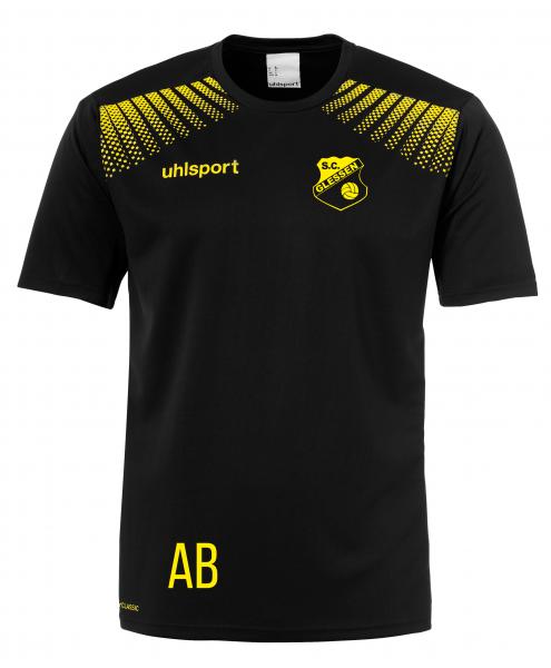 Polyester Trainingshirt Goal